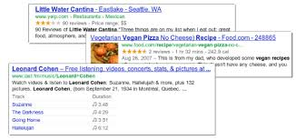 What is Scema? Example of Rich Snippets